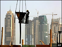 Construction in Dubai