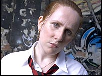 Lauren from the Catherine Tate Show