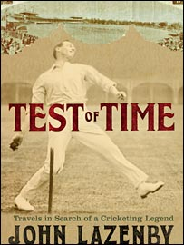Win a copy of Test of Time
