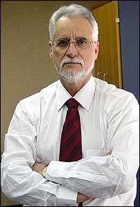 Eliezer Moreira Pacheco, presidente del Instituto Nacional de Investigaciones sobre Educación en Brasil (Gentileza.: INEP)