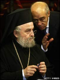 Greek Orthodox Patriarch of Jerusalem Irineos I