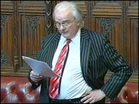 Ulster Unionist peer Lord Laird