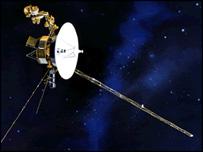 Sonda Voyager 1 (Gentileza: NASA)