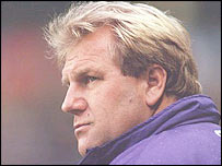 Stoke boss Johan Boskamp