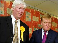 Paul Rowen and Charles Kennedy