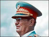 Yugoslavia's Marshall Tito