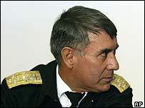 Admiral Luis Aranda