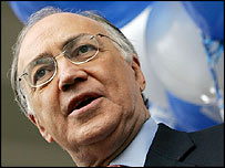 Conservative Party leader Michael Howard