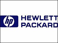 Hewlett Packard logo