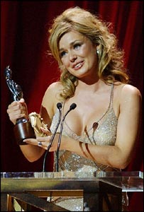 Katherine Jenkins at the Classical Brits