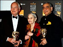 James Ivory, Ruth Prawer Jhabvala and Ismail Merchant