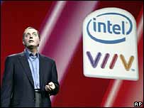 Intel boss Paul Otellini