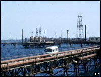 Azeri oil industry