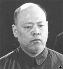 Yao Wenyuan (Nov. 20, 1980 file photo )