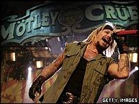Motley Crue singer Vince Neil