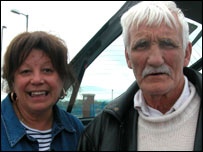 Rosaline and Thomas O'Connor from Kinmel Bay