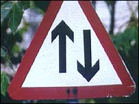 Road sign (generic)