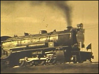 1940s train