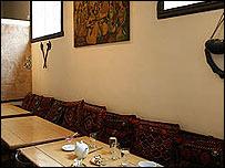 Iranian restaurant in Montreal