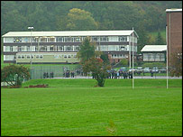 Bassaleg school buildings