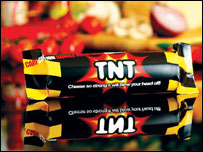 TNT cheddar 