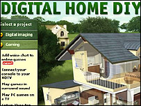 Digital Home DIY