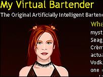 My Virtual Bartender