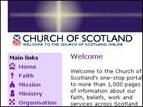 Church of Scotland website