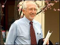 Judge Rodney Melville
