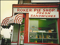 Pie shop, Sunderland