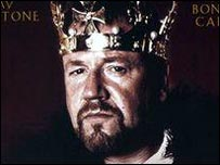 Ray Winstone as Henry VIII
