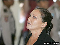 Schapelle Corby in court - 27/5/05