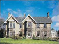 A house in Edinburgh which was sold by selling agents, Brodies for more than £2.5m