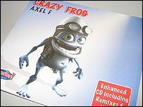 Crazy Frog's Axel F