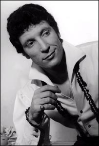Tom Jones has been an international star since the 1960s