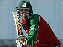 Zimbabwe batsman Brendon Taylor