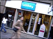 An Abbey branch