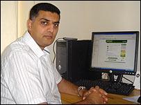 Asif Malik, Nochex