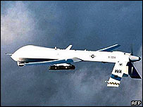 Predator spy plane (AFP/Getty Images)