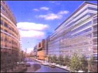 Plans for Paddington Health Campus