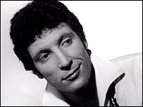 Picture of Tom Jones in the 1960s