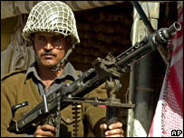 Pakistan soldier in Quetta