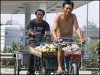 Chinese tradesmen
