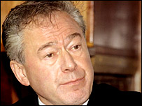 Former Sports Minister Tony Banks, who died aged 62