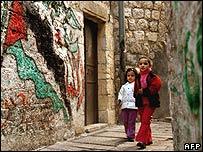 East Jerusalem street
