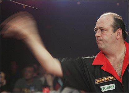 Former world champion Ted Hankey