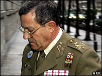 Lieutenant-General Jose Mena Aguado