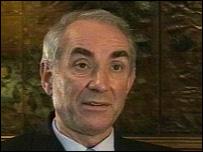 Maastricht Mayor Gerd Leers