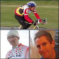 David Horrocks (top); Wayne Wilkies (left); Maurice Broadbent