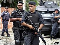 Brazilian police